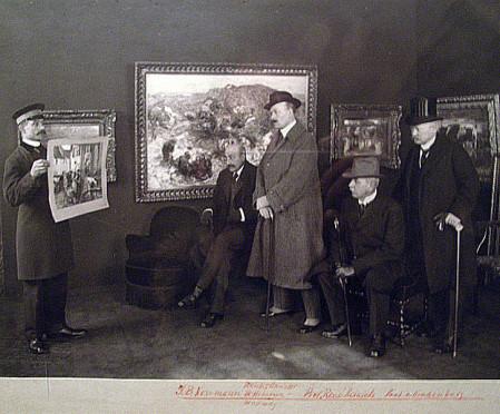 Bildvorstellung (rechts Paul von Hindenburg))